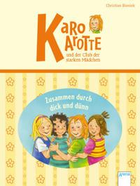 Coverbild Karo Karotte und der Club der starken Mädchen