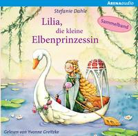Coverbild Lilia, die kleine Elbenprinzessin - wunderbare Abenteuer im Elbe