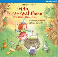 Coverbild Frida, die kleine Waldhexe