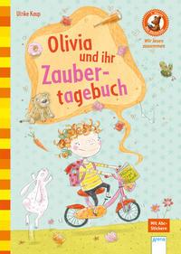Coverbild Olivia und ihr Zauber-Tagebuch