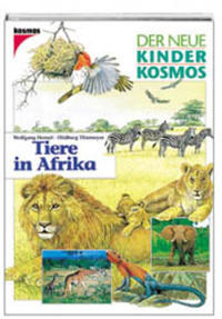 Coverbild Tiere in Afrika