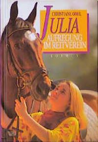 Coverbild Julia - Aufregung im Reitverein