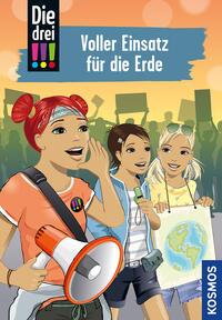 Coverbild Voller Einsatz für die Erde