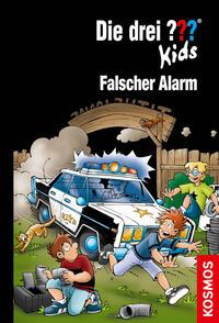 Coverbild Falscher Alarm