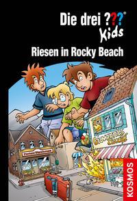 Coverbild Riesen in Rocky Beach