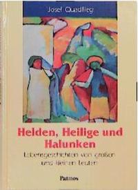 Coverbild Helden, Heilige und Halunken