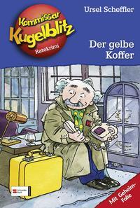 Coverbild Kommissar Kugelblitz - der gelbe Koffer