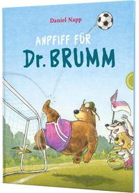 Coverbild Anpfiff für Dr. Brumm
