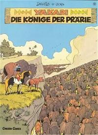 Coverbild Die Könige der Prärie