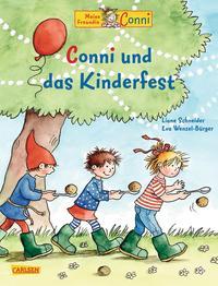Coverbild Conni und das Kinderfest