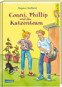 Coverbild Conni, Phillip und das Katzenteam