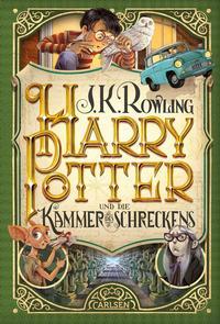 Coverbild Harry Potter und die Kammer des Schreckens