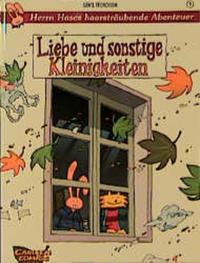 Coverbild Herrn Hases haarsträubende Abenteuer