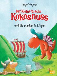 Coverbild Der kleine Drache Kokosnuss und die starken Wikinger