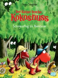 Coverbild Der kleine Drache Kokosnuss - Schulausflug ins Abenteuer