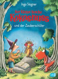 Coverbild Der kleine Drache Kokosnuss und der Zauberschüler