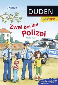 Coverbild Zwei bei der Polizei
