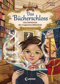Coverbild Das Geheimnis der magischen Bibliothek