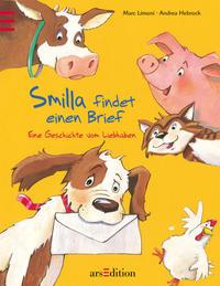 Coverbild Smilla findet einen Brief