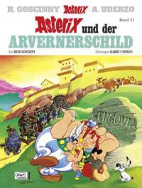 Coverbild Asterix und der Arvernerschild