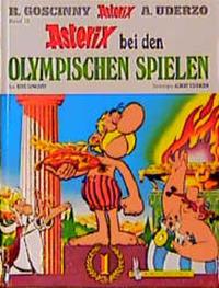 Coverbild Asterix bei den Olympischen Spielen