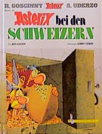 Coverbild Asterix bei den Schweizern
