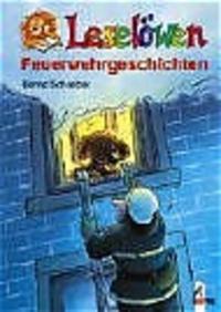 Coverbild Leselöwen Feuerwehrgeschichten