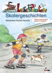 Coverbild LesePiraten-Skatergeschichten