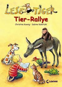 Coverbild Tier-Rallye