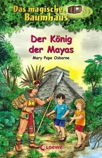 Coverbild Der König der Mayas