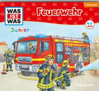 Coverbild Was-ist-was-Junior - Feuerwehr
