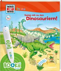 Coverbild Komm mit zu den Dinosauriern!