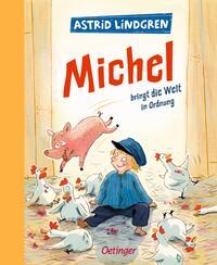 Coverbild Michel bringt die Welt in Ordnung
