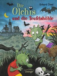 Coverbild DieOlchis und die Teufelshöhle