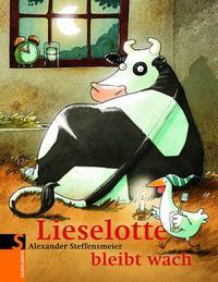 Coverbild Lieselotte bleibt wach