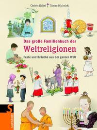 Coverbild Das große Familienbuch der Weltreligionen