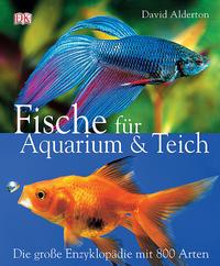 Coverbild Fische für Aquarium & Teich