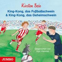 Coverbild King-Kong, das Fußballschwein & King-Kong, das Geheimschwein