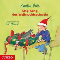 Coverbild King-Kong, das Weihnachtsschwein