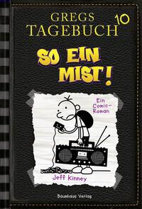 Coverbild Gregs Tagebuch - So ein Mist!