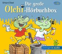 Coverbild Die große Olchi-Hörbuchbox