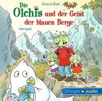 Coverbild Die Olchis und der Geist der blauen Berge