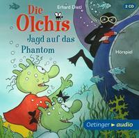 Coverbild Die Olchis. Jagd auf das Phantom