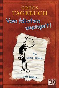 Coverbild Gregs Tagebuch - von Idioten umzingelt!