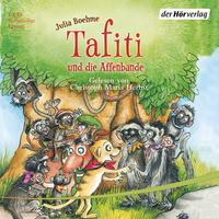 Coverbild Tafiti und die Affenbande