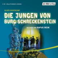 Coverbild Die Jungen von Burg Schreckenstein