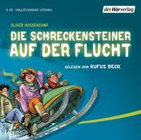 Coverbild Der Schreckensteiner auf der Flucht (CD)