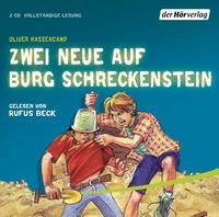 Coverbild Zwei Neue auf Burg Schreckenstein