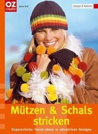 Coverbild Mützen & Schals stricken